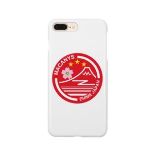 パ紋No.2946 MACANYS Smartphone cases