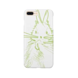 うざぎ Smartphone cases