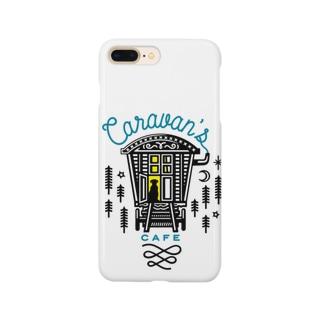 キャラバンズカフェ Smartphone cases