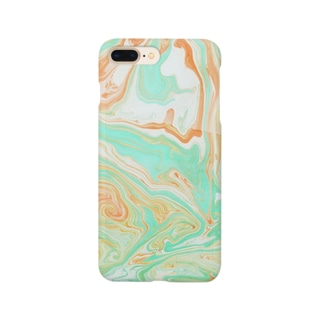 MARBLE COLOR ETHNIC Smartphone cases