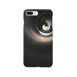 小人の世界/缶 Smartphone cases