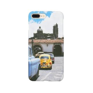 FUCHSGOLDのメキシコ:タスコの風景写真 Mexico: view of Taxco Smartphone cases
