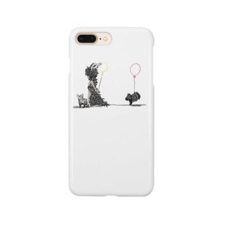 なぐさめて Smartphone cases