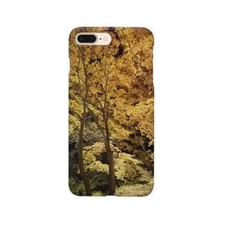 木々 Smartphone cases