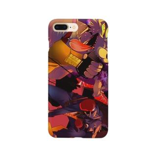 トオボエ! Smartphone cases