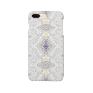 万華鏡模様 Smartphone cases