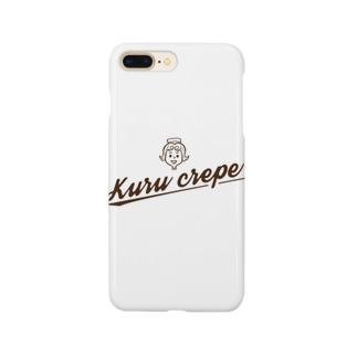 クルクレープオリジナル Smartphone cases
