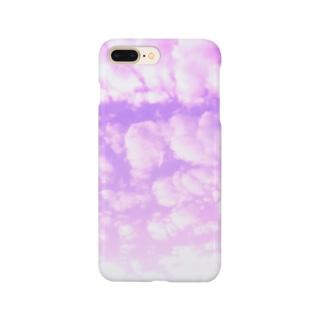 美味しそうな雲 Smartphone cases
