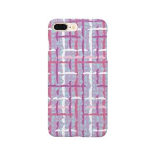 ツイード Smartphone cases