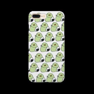 うさぎまつりの太まつり(ふとまつり) Smartphone cases