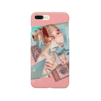 Girl & Money Smartphone Case