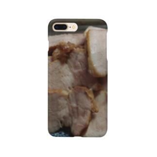 チャーシュー Smartphone cases