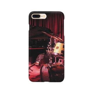黄昏のライブハウス Smartphone cases