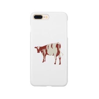 あか Smartphone cases