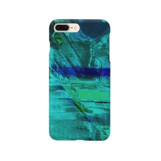 海の中を彷徨う Smartphone cases