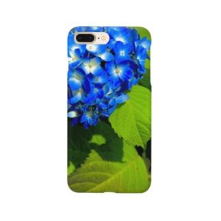 あじさい Smartphone cases