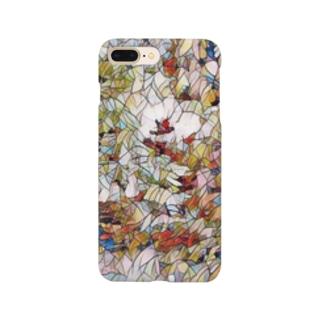 花タイル Smartphone cases