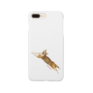 カステラちゃん Smartphone cases