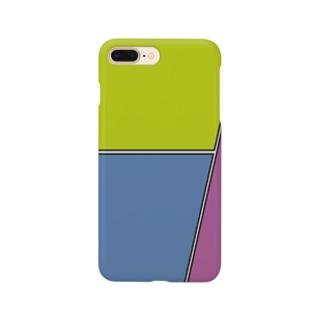 三コマ Smartphone cases