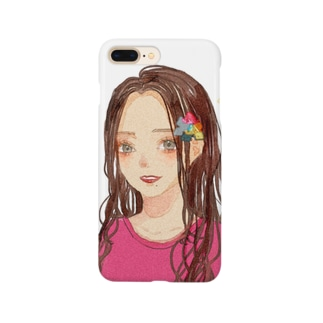 Kawaii!女の子 Smartphone Case