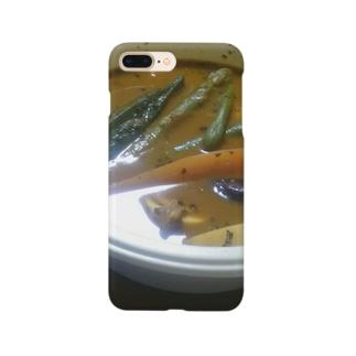 スープカレースマホカバー Smartphone cases
