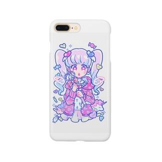 ゆめかわちゃん Smartphone cases