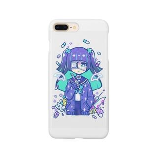 やみかわちゃん Smartphone cases