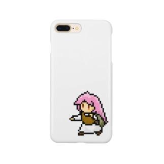 かけこみ少女 Smartphone cases