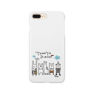 SPECIAL THANKYOU!!! Smartphone cases