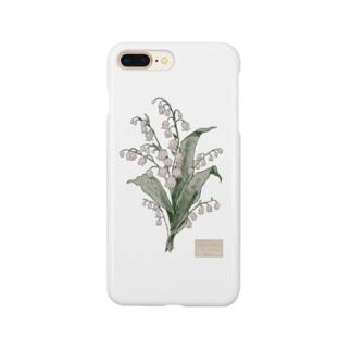 谷間の姫百合 Smartphone cases