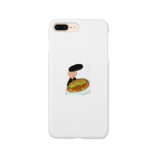 ヤンキー君とやきそばパン Smartphone cases