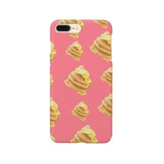 うさパンケーキ Smartphone cases