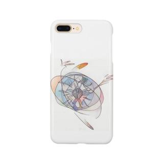 アラベスク2 Smartphone cases