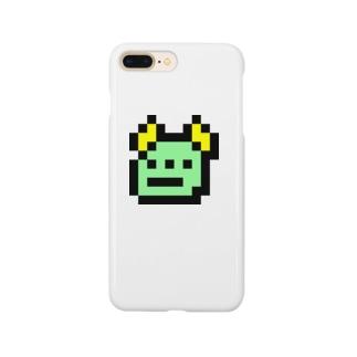 ドットピパ Smartphone cases