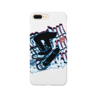 スケボー🛹 Smartphone cases