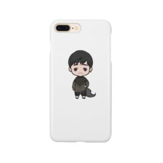 オリキャラ(てる坊) Smartphone cases