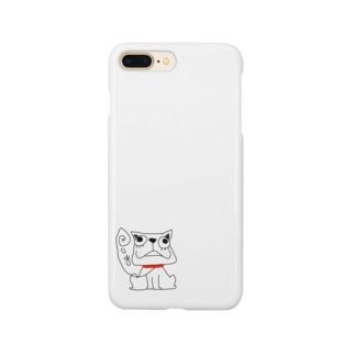 いぬさんちゃん Smartphone cases