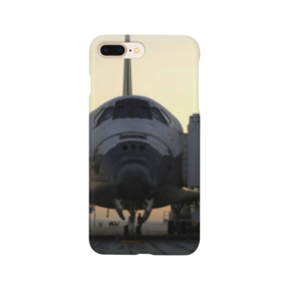 Discovery_mission_completed_スペースシャトル Smartphone cases