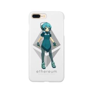 ETH子ちゃん Smartphone cases