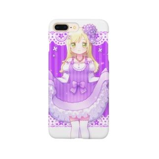 紫陽花ちゃん Smartphone cases