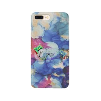 RYO NISHIWAKIのwatar Smartphone cases