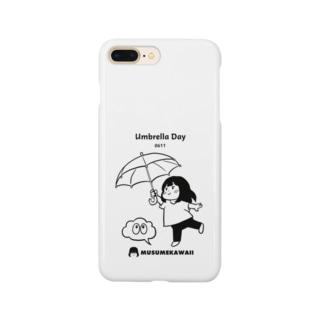 0611「傘の日」 Smartphone cases