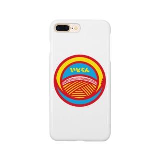 パ紋No.2953 いとちん Smartphone cases