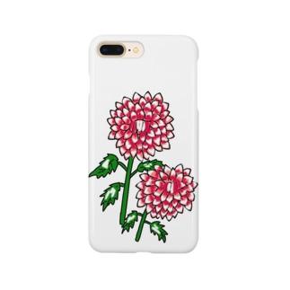 ダリヤ Smartphone cases