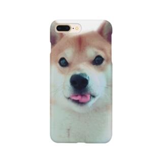 マルくん Smartphone cases