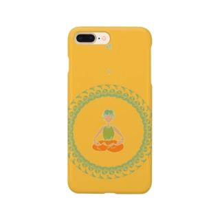開け、悟り Smartphone cases