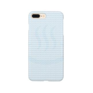 銭湯騙し絵 Smartphone cases