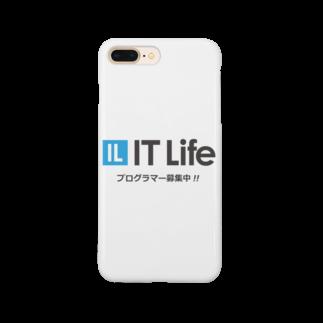 IT LifeのIT Life - プログラマ募集ver Smartphone cases