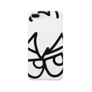 ばつまるくん Smartphone cases