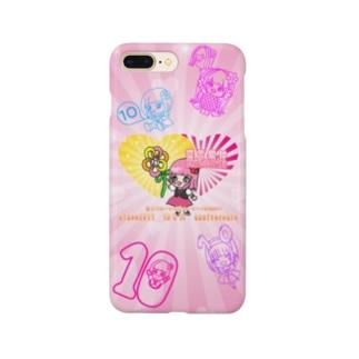 MIHARU10周年💖スマホケース💖 Smartphone cases